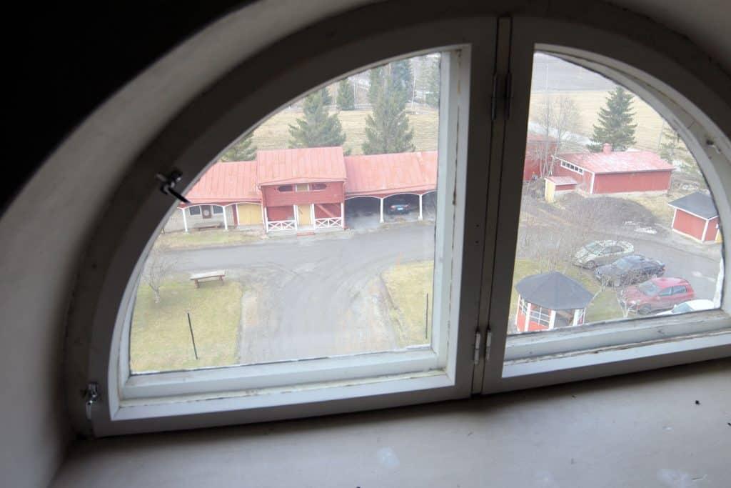 Kauhajoen Opiston maisema